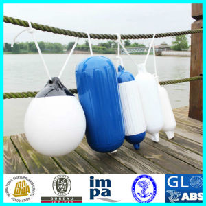 a Series PVC Yacht Fender (in any color) pictures & photos