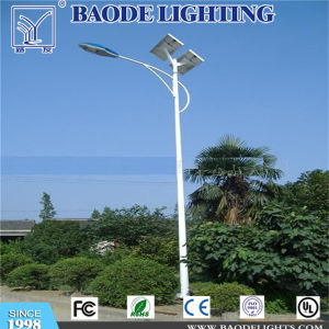 9m Round Pole with 70W Solar LED Street Light pictures & photos