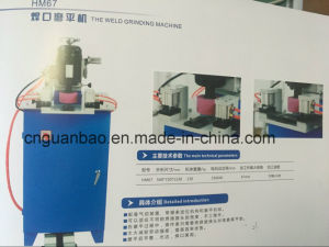 Weld Grinding Machine pictures & photos