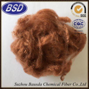 Colored Good Quality Polyester Staple Fiber PSF pictures & photos