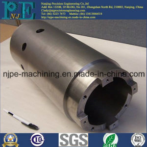 Custom High Quality Stainless Steel Machining Pipe Fitting pictures & photos