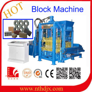 Hydraulic Pressure Cement Brick Making Machine Price in India pictures & photos