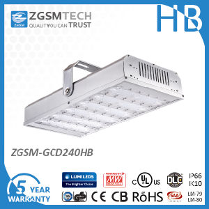 240W Hot Selling 2016 New UL Dlc Listed High Quality Low Price Industrial LED High Bay Light pictures & photos