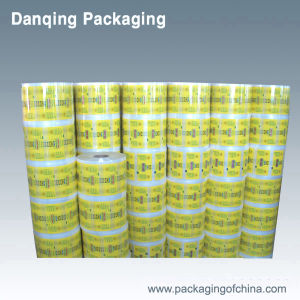 Plastic Packaging, Flexible Packaging Roll Film pictures & photos