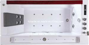 Acrylic Massage SPA Bathtub with Comfortable Pillow (TLP-675) pictures & photos