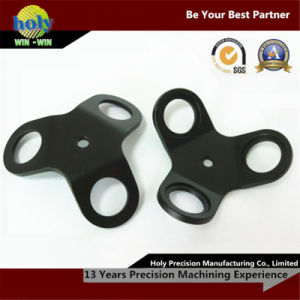 Electrical Custom CNC Aluminum Fastener Black Anodized Finish pictures & photos