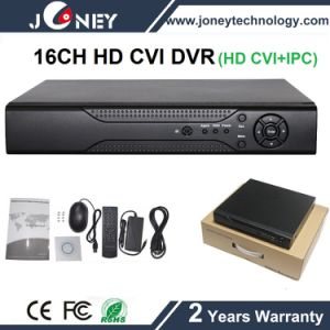16CH HD Cvi DVR 1080P DVR H264 with Free Software pictures & photos