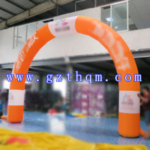 Advertising Inflatable Arch Gate/Colorful Inflatable Entrance Arch pictures & photos