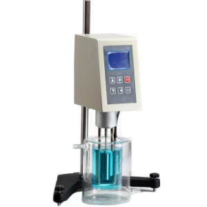 China Hot Sale Brookfield Viscometer with Digital Display pictures & photos
