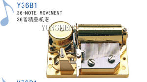 36-Note Deluxe Musical Movement (Y36B1G) E pictures & photos