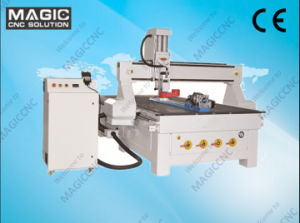 CNC Cutting Machine with The Axis of Rotation