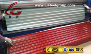 Color Corrugated Galvanized Sheet for Roof/Wall