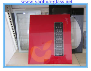 Silkscreen Tempered/Toughened/Decorative Safety Glass/Oven Door Glass/Low-E Reflective Glass with CE&ISO Certificate