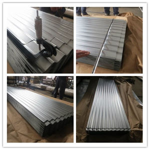Insulated Galvanized Corrugated Matel Zinc Steel Roofing Sheet Price pictures & photos