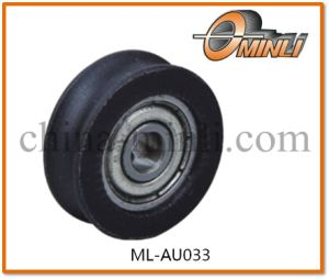 Bearing Coated with Plastic for Window and Door (ML-AU033) pictures & photos