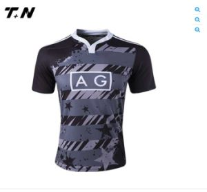 Free Shipping Germany Rugby Jersey Uniform pictures & photos