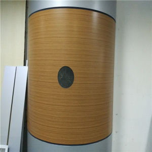 Wood Texture Aluminium Honeycomb Panel for Column Covering pictures & photos