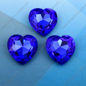 Heart Fancy Crystal Diamonds Stones Beads for Crystal Jewelry pictures & photos