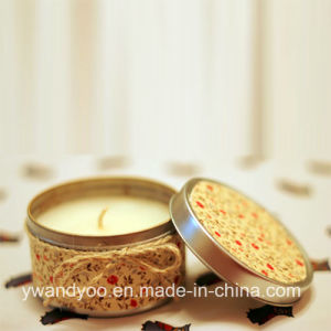 Wholesale Luxury Scented Soy Tin Candle