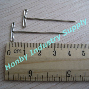 Clear Plastic Box Packing 38mm Steel Wig T Pins pictures & photos