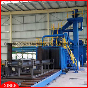 Construct Building and Bridge Wheel Blasting Machine / Shot Blasting Machine pictures & photos