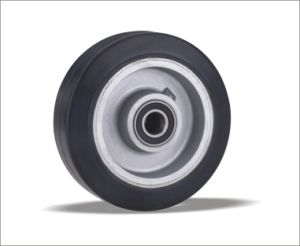 Wholesale China Trade Elastic Rubber Wheel pictures & photos