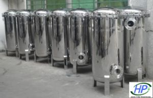 Stainless Steel Water Filter Housing for RO Water Treatment Purification pictures & photos