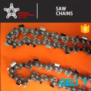 "Hot Sales New Technology 3/8""Pitch Saw Chain for Chainsaw SAE8660 Material pictures & photos"