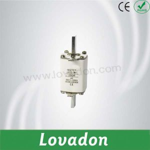 Square Pipe Bolt Connection Type Semiconductor Device Protection Used Fast Fuse pictures & photos