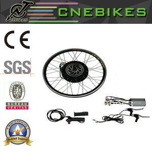 36V 350W Front or Rear DIY Hub Motor Ebike Conversion Kits with Battery pictures & photos