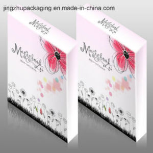 Beautiful Hademade/Cosmetic Paper Packing Box.