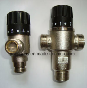 Dn15 Dn20 Thermostatic Mixing Valve pictures & photos