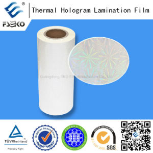 Laser Hologram Laminate Film for Wholesale pictures & photos