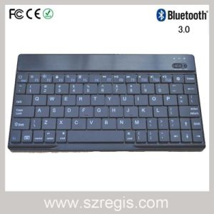 8-Inch Slim Multimedia Universal Wireless Bluetooth PC Keyboard pictures & photos
