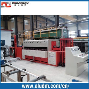 1100ust Aluminium Extrusion Billet Induction Heating Furnace in Electrical pictures & photos