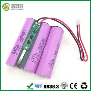 Lithium Ion Battery 3.6V 7800mAh pictures & photos