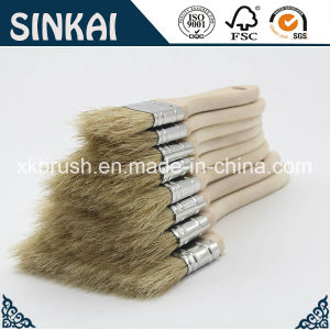 Tapered Filament Blend Bristle Cleaning Painting Brush pictures & photos