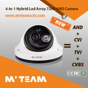 Shenzhen Hot Security Hybird Dome Camera with LED Array Night Vision-- Mvt-Tah61n pictures & photos