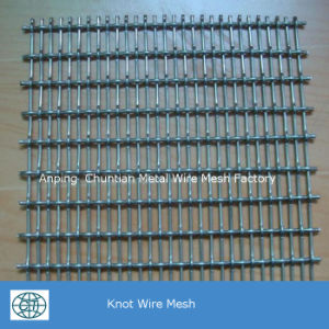 High Quality Stainless Steel 304 Crimped Wire Mesh pictures & photos