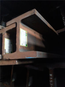 Steel I Beams Grade Q235 Ss400 Material 180X94mm pictures & photos