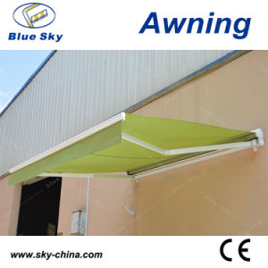 High UV Protection Aluminium Alloy Polyester Awning (B3200) pictures & photos