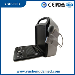 Ysd900b Ce Approved Medical Full Digital 4D Portable Ultrasound Scanner pictures & photos