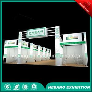 Hb-L00042 3X3 Aluminum Exhibition Booth pictures & photos