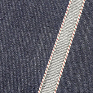 13.1oz Wholesale Japanese Selvage Denim Fabric Made in China 008m