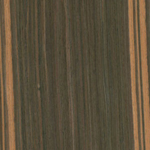Engineered Veneer Ebony Veneer Reconstituted Veneer Eb-824s pictures & photos