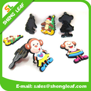 Custom 3D Soft PVC Rubber Fridge Magnet pictures & photos