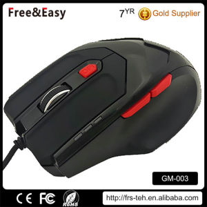 Adjustable Wight 6 Buttons Mouse Gaming with Mice Laptop pictures & photos