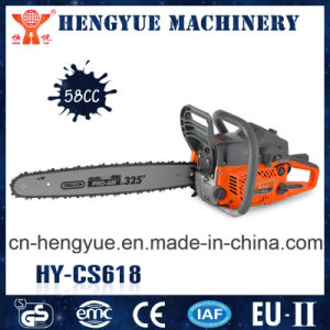 58cc Gasoline Chain Saw with Great Power pictures & photos