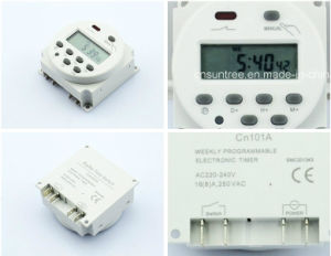 Cn101A Digital Timer Switch Digital Countdown Timer Countdown Timer pictures & photos