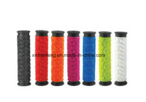 PVC Material Bicycle Grips for Mountain Bike (HGP-027) pictures & photos